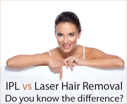 Ipl And Laser Hair Removal What Is The Difference